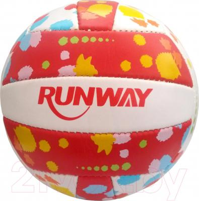 Мяч волейбольный Runway 1103