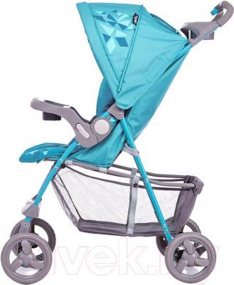 Детская прогулочная коляска Geoby C539KR (RLSS) - вид сбоку