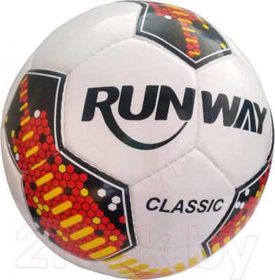 Футбольный мяч Runway Classic 3000/18ABC