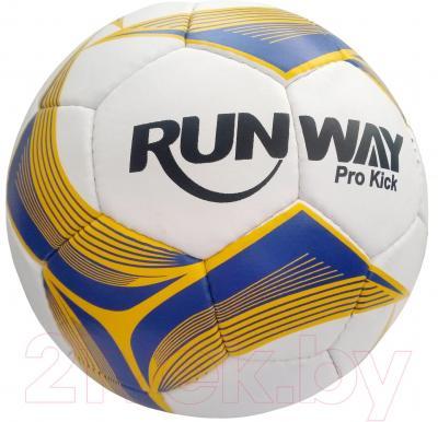 Футбольный мяч Runway Pro Kick 3000/12AB