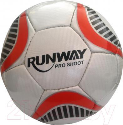 Футбольный мяч Runway Pro Shoot 3000/10AB - общий вид (цвет товара уточняйте при заказе)