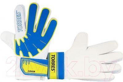 Перчатки вратарские Torres FG05026-BU (размер 6)