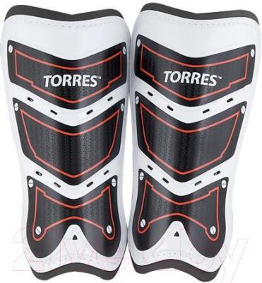 Футбольные щитки Torres FS1505L-RD (L)