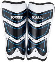 Футбольные щитки Torres FS1505L-BU (L) -