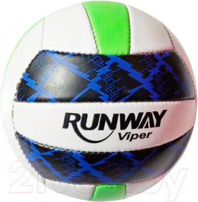Мяч волейбольный Runway Viper 1107/AB