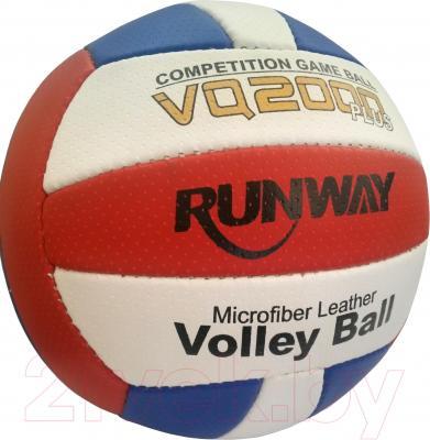 Мяч волейбольный Runway VQ2000 1183/AB