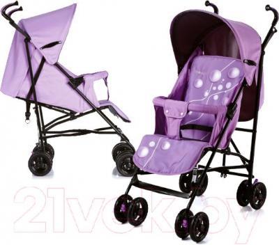 Детская прогулочная коляска Geoby D309-F (R337) - общий вид