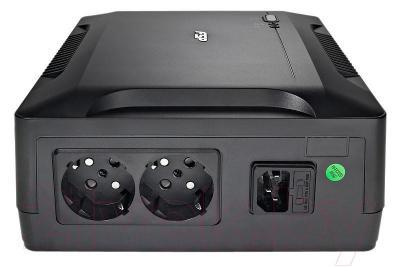 ИБП FSP Nano-APFC 800 offline (PPF4800600) - две евророзетки