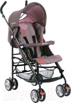 Детская прогулочная коляска Geoby D388W-F (WHSC)