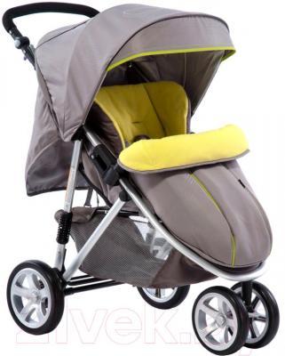 Детская прогулочная коляска Geoby C781R (RCHG)