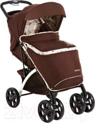 Детская прогулочная коляска Geoby C819R (R349)