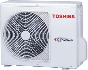 Сплит-система Toshiba RAS-10SKV-E2/RAS-10SAV-E2 - вид спереди