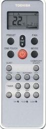 Сплит-система Toshiba RAS-10SKV-E2/RAS-10SAV-E2 - пульт ДУ