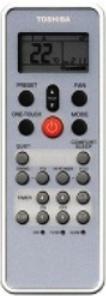 Сплит-система Toshiba RAS-18SKV-E2/RAS-18SAV-E2 - пульт ДУ