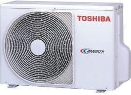 Кондиционер Toshiba RAS-22SKV-E2/RAS-22SAV-E2 - вид спереди