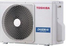 Сплит-система Toshiba RAS-13SKVR-E2/RAS-13SAVR-E2 - вид спереди