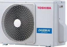 Кондиционер Toshiba RAS-16SKVR-E2/RAS-16SAVR-E2 - вид спереди
