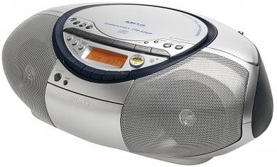 Магнитола Sony CFD-S35CP - общий вид