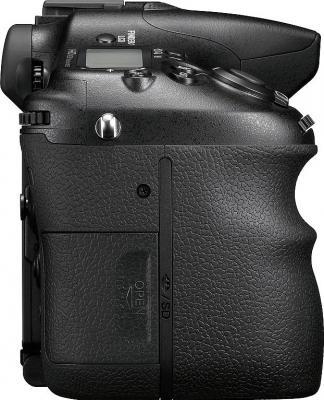 Зеркальный фотоаппарат Sony Alpha SLT-A77VK - вид сбоку