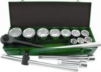 Универсальный набор инструментов Toptul GCAD1402 (14 предметов) -