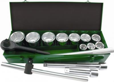 Универсальный набор инструментов Toptul GCAD1402 (14 предметов) - общий вид