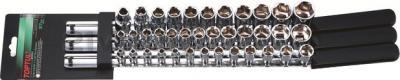 Набор оснастки Toptul GAAQ3702 (37 предметов) - общий вид