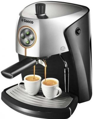 Кофеварка эспрессо Saeco Nina PLUS - вид спереди