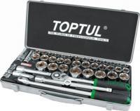 Универсальный набор инструментов Toptul GCAD4303  (43 предмета) -