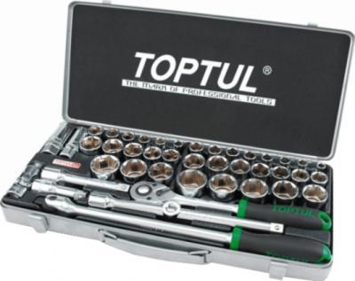 Универсальный набор инструментов Toptul GCAD4303  (43 предмета) - общий вид