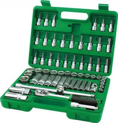 Универсальный набор инструментов Toptul GCAI6001 (60 предметов) - общий вид