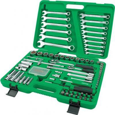 Универсальный набор инструментов Toptul GCAI106B (106 предметов) - общий вид