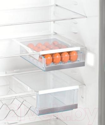 Холодильник с морозильником Bosch KGV36XW20R