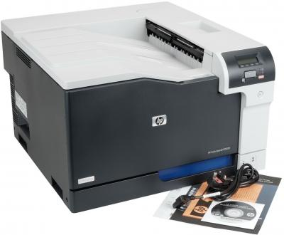 Принтер HP Color LaserJet Professional CP5225 (CE710A) - общий вид