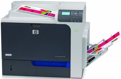 Принтер HP Color LaserJet Professional CP5225dn (CE712A) - общий вид
