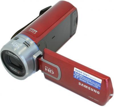 Видеокамера Samsung HMX-Q20RP - общий вид