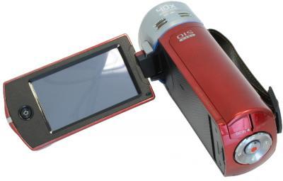 Видеокамера Samsung HMX-Q20RP - дисплей