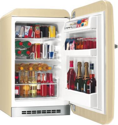 Холодильник без морозильника Smeg FAB10HRP - общий вид