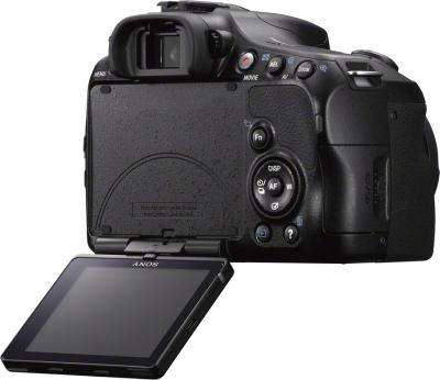 Зеркальный фотоаппарат Sony Alpha SLT-A57K - общий вид