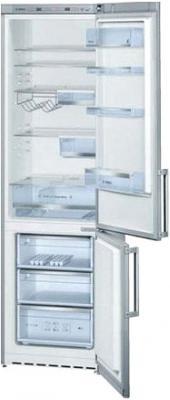 Холодильник с морозильником Bosch KGE39AL20R - общий вид