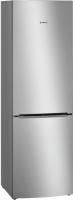 Холодильник с морозильником Bosch KGE39XL20R -