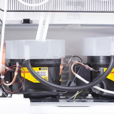 Холодильник с морозильником Bosch KGE 39XL20R - компрессор