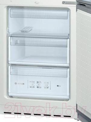 Холодильник с морозильником Bosch KGE 39XL20R