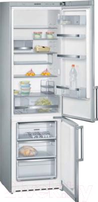 Холодильник с морозильником Siemens KG39EAI20R - общий вид