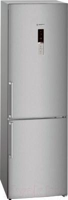 Холодильник с морозильником Bosch KGE39AI20R
