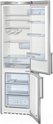 Холодильник с морозильником Bosch KGE39AI20R - Общий вид