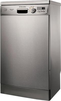 Посудомоечная машина Electrolux ESF45055XR - Вид спереди