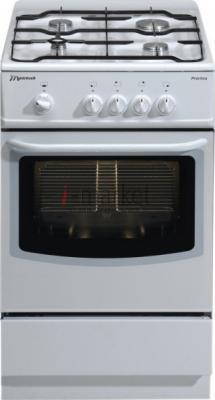 Кухонная плита MasterCook KG 1509 B - общий вид