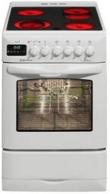 Кухонная плита MasterCook KC 2470 B - вид спереди