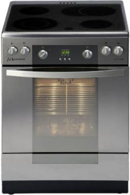 Кухонная плита MasterCook КС 7270 X - вид спереди