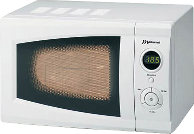 Микроволновая печь MasterCook MM-17GEW - общий вид